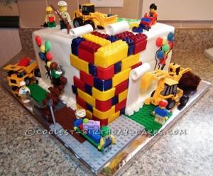 Lego Cake Inspiration 2