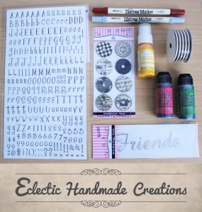 Kaszazz Host booking Gift for Eclectic Handmade Creations